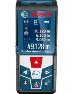 Medidor laser glm-50 c profesional de bosch construccion /