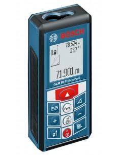 Medidor laser glm-80 profesional de bosch construccion /