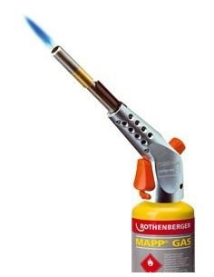 Soplete superfire 3 set basico 35431 de rothenberger