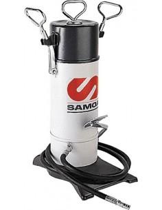 Bomba engrase industrial a pedal 70 de 5 kg de samoa
