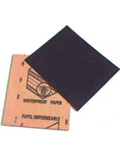 Lija agua 080 - abeja 230x280mm de flexovit caja de 50 unidades