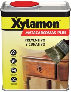 Xylamon matacarcomas 678050065 750ml de xylamon caja de 6