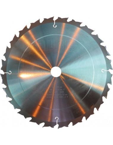 Disco metal duro 315/30-24z tle1400g de alba