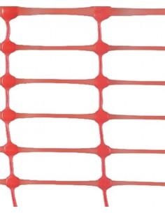 Malla señalización 700291-1,20 naranja rectangular 50m de seinec