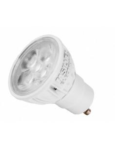 Lampara dicroica 440810 led gu10 5w 3000k blanco de silver sanz