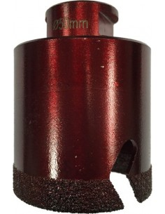 Corona porcelanico diamante roja wc1410 m14-10mm de mussol