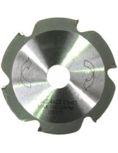 Disco tronzador widia 115.19.05 115x22,2 de mussol
