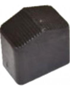 Taco escalera domestica 33x20 negro de marca