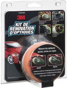 Kit restauración faros coche 39073 de 3m
