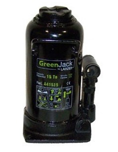 Gato botella a41015-10 toneladas de larzep