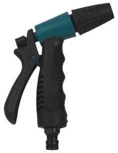 Pistola plastico regulable 9801428 de aqua