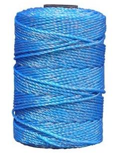 Bobina hilo azul 200mts-6 inoxidable de llampec