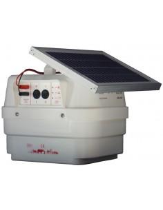 Pastor solar mod.26s bat.12v 12ah de llampec
