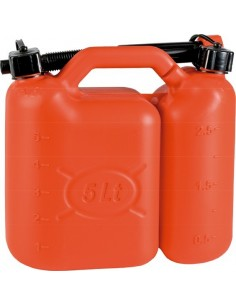 Bidon antivuelco doble 1014-05l + 2,5l de maiol