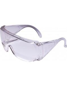 Gafa visitor 10300 transparente ocular de safetop