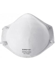 Mascarilla 30200 celulosa ffp1 3 capas de safetop caja de 20