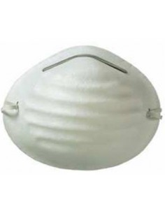 Mascarilla 30100 1 solo uso papel de safetop caja de 50 unidades