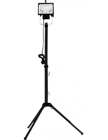 Proyector halógeno con trípode 400w 1174910 con lampara de asein