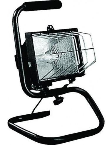 Proyector halógeno con pie 400w 1174904 con lampara de asein