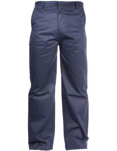 Pantalón ignifugo welder wlr200 t-xl azul de 3l