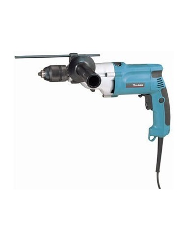 Taladro percutor hp2051 720w 13mm + m de makita