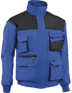 Cazadora top range 990 t-l azulin/negro de juba
