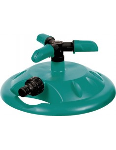 Aspersor plastico 3 brazos 9802410 de aqua