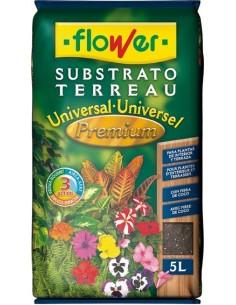 Substrato universal premium 4-80006 5l de flower