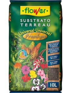 Substrato universal premium 4-80007 10l de flower