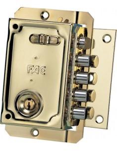 Cerradura sobreponer 11023 s-90 p dcha.dorada de fac