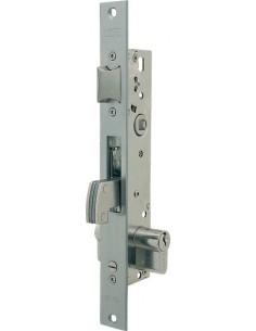 Cerradura metalica 2240-30/3 ni-ai inoxidable de tesa