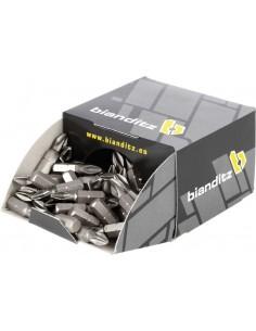 """Caja puntas destornillador 238203 ph-3x25 1/4"""" c100 de bianditz"""