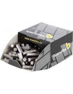"""Caja puntas destornillador 238420 h-2,0x25 1/4"""" c050 de bianditz"""