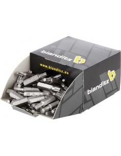 """Caja puntas destornillador 238115 t-15x25 1/4"""" c100 de bianditz"""