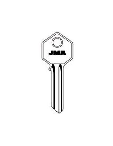 Llave jma acero re-1d de j.m.a caja de 50 unidades