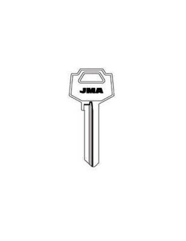 Llave jma acero u-4d de j.m.a caja de 50 unidades
