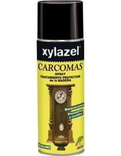Xylazel matacarcomas spray 1010133 400ml de xylazel caja de 12