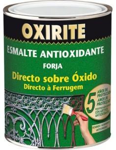Oxirite forja 6026303 750ml negro de oxirite caja de 6 unidades