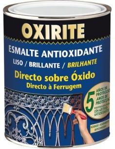 Oxirite liso 6017303 750ml gris/plata de oxirite caja de 6
