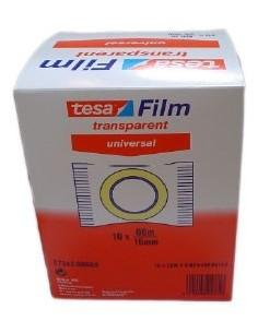 Cinta tesafilm 57342-66x15 de tesa-tape caja de 10 unidades