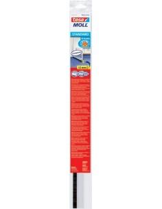 Barra pvc suelo 05433-1mx37mm transparente de tesa-tape caja de