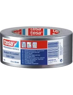 Cinta americana gaffer 04688-25mx50mm azul de tesa-tape caja de