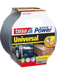Cinta americana e.power 56348-10mx50mm gris de tesa-tape caja