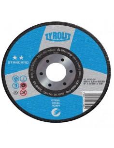 Disco 41x a60o4bf43m-2t 350x3,5x25,4 de tyrolit caja de 10