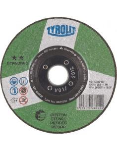 Disco 42x c30-bf 230x3x22,2 standard de tyrolit caja de 25