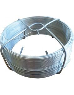 Alambre galvanizado ø1,80mm (nº12) 50m de central de enrejados