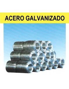 Alambre galvanizado ø2,40mm (nº15) 25kg de frigerio
