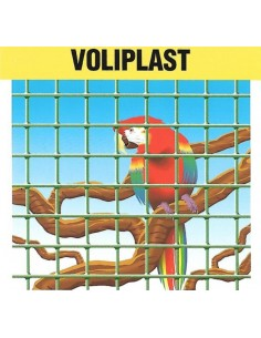 Malla electrosoldada plastificada voliplast 50x50x2,5 25x2,00m