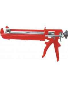 Pistola taco quimico 380ml 018l de j.j.distribuciones
