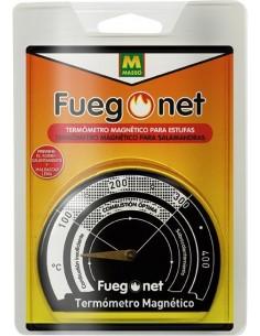 Termómetro magnético 231301 de fuego net